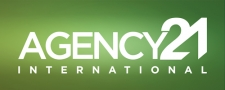 Agency21 International Logo
