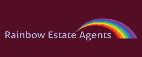Rainbow Estate Agents Logo