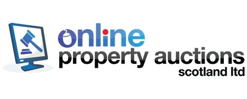 Online Property Auctions Scotland's Company Logo