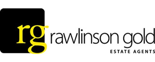 Rawlinson Gold Estate Agents Logo