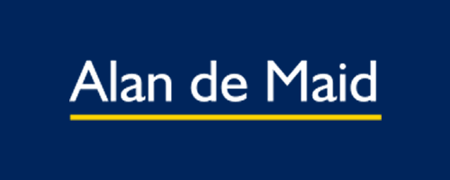 Alan De Maid Logo