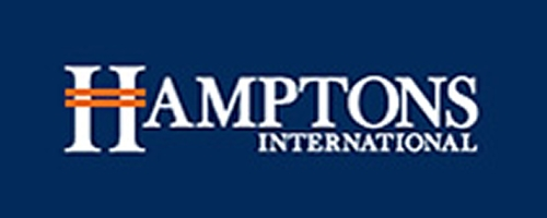 Hamptons International's Company Logo
