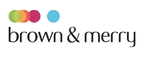 Brown & Merry's Company Logo