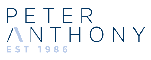 Peter Anthony - Logo
