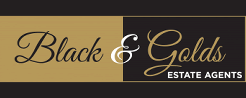 Black and Golds Estate Agents's Company Logo